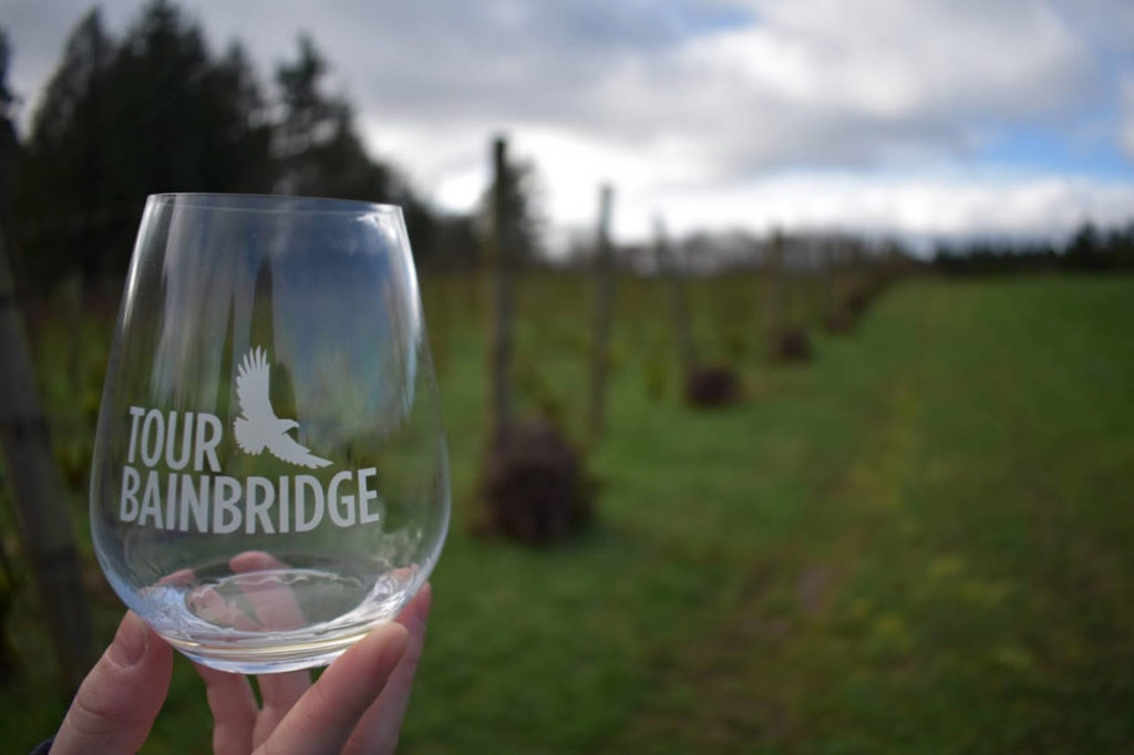 Bainbridge Winery Tour